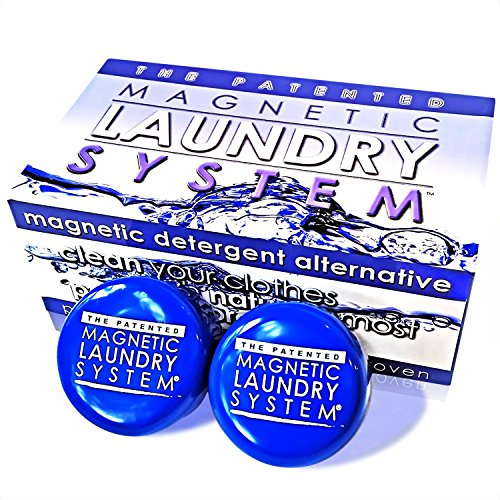 (MLS Laundry System - Patented and Proven Laundry Detergent Alternative | Green, Non-Toxic and Eco-Friendly)