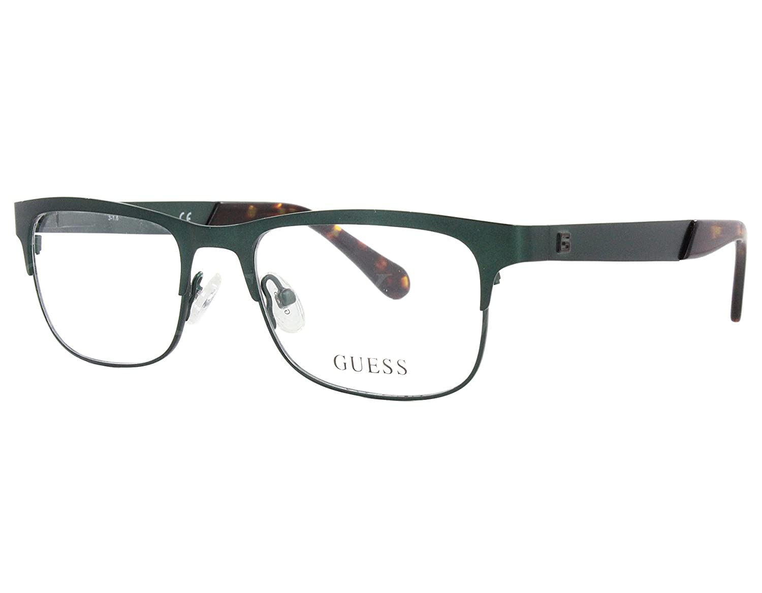 Geometric Guess 48//16//135 DARK GREEN GU9168 KIDS children 097 A metal
