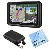 "Amazon Price History for:Garmin dezl 570LMT 5"" Truck GPS Navigation w Lifetime Map Traffic Portable Dash Mount Bundle"