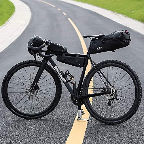 Waterproof Bicycle Saddle Bag Bike Bag Under seat Bag Rainproof Mountain Road Bike Seat Bag Bicycle Bag Professional Cycling Accessories Bike Pack Accessories Sports & Outdoors