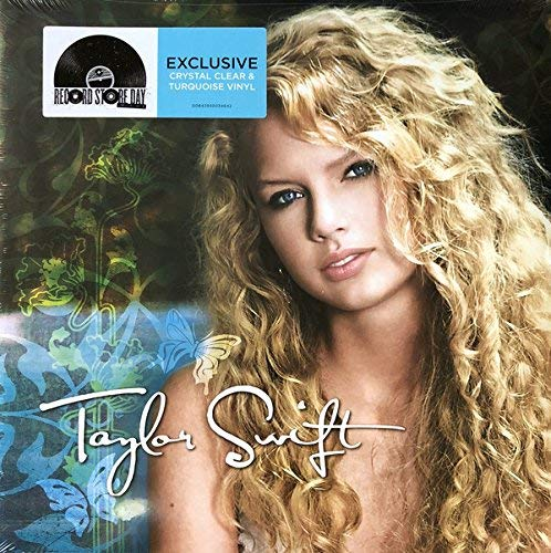 Vinyl Record Store - Taylor Swift: Taylor Swift (Colored Vinyl) Vinyl 2LP (Record Store Day)