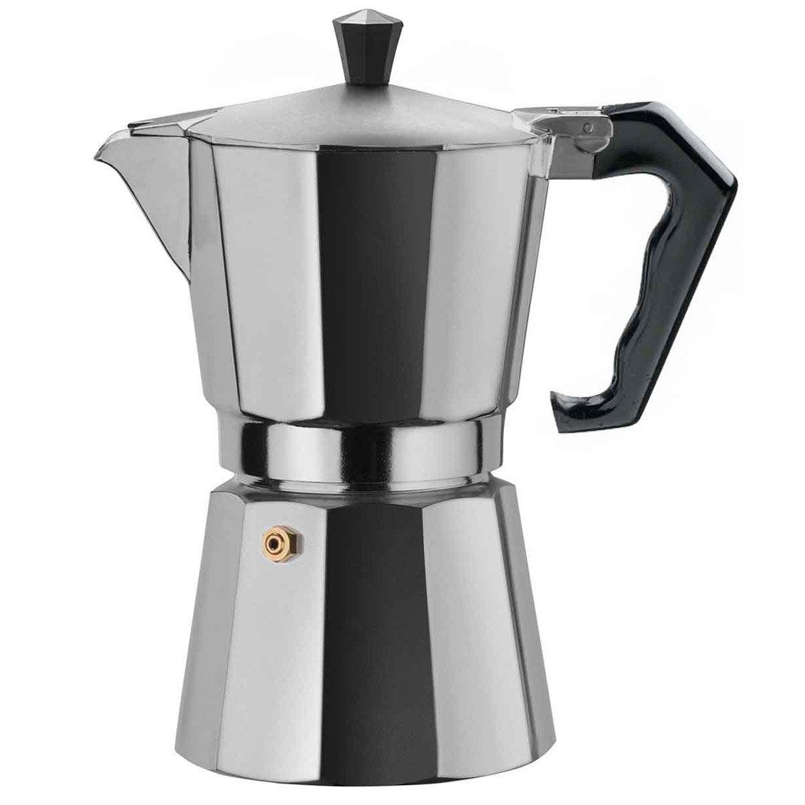 Gnali & Zani BRA001 Brasil Coffee maker 1 Tasse alu Profino 8931