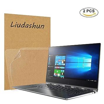 """Liudashun Protector de Pantalla HD Transparent para 13.9"""" Lenovo Yoga 910 2-in-"""