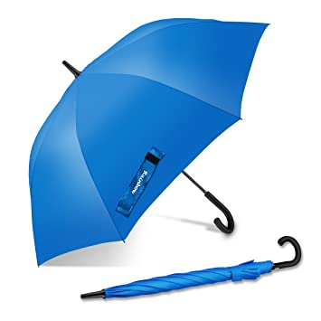f79812067 Golf Umbrella Windproof-Compact, Nesuss Large Strong Long Stick Umbrellas  with Automatic Open,