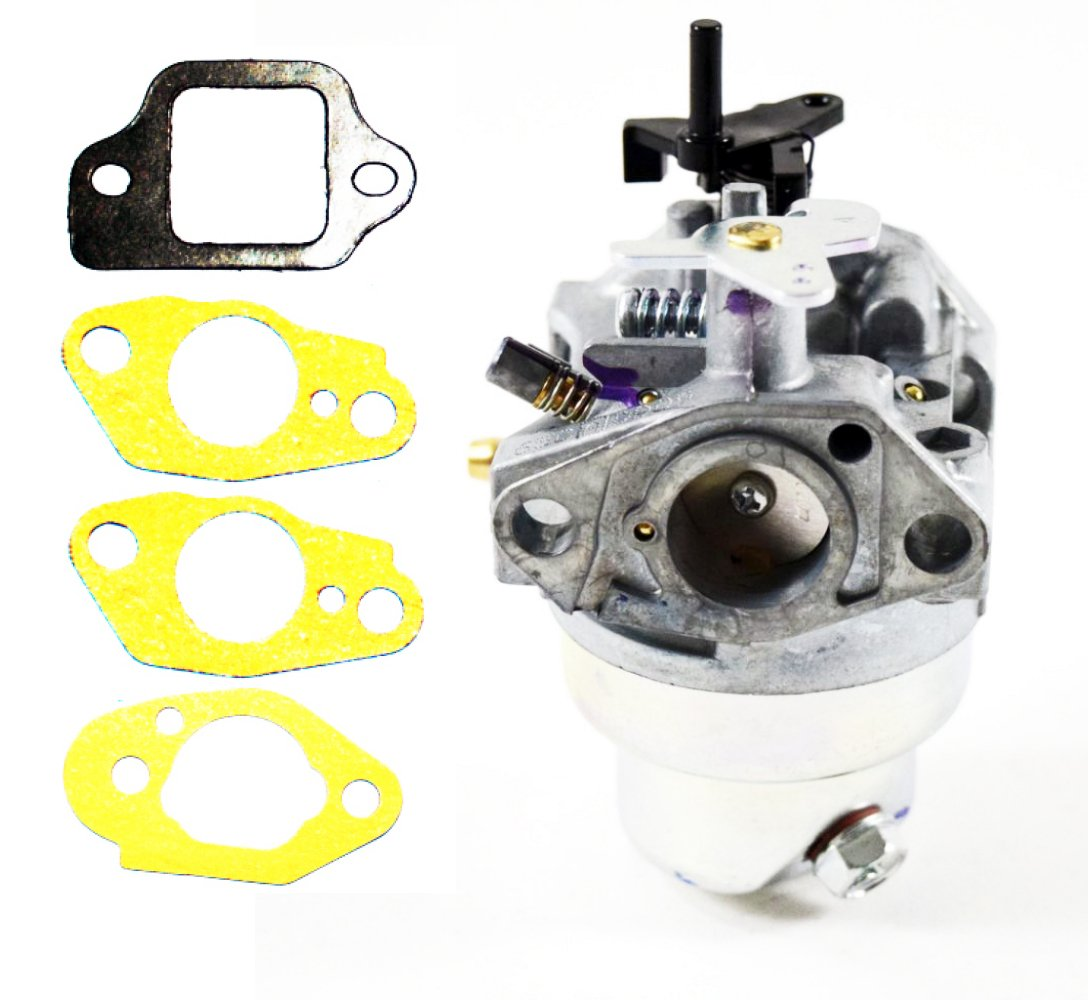 Honda 16100-Z0Y-821 Genuine OEM Outdoor Power Equipment Small Engines Carburetor Assembly & MOUNTING GASKETS KIT