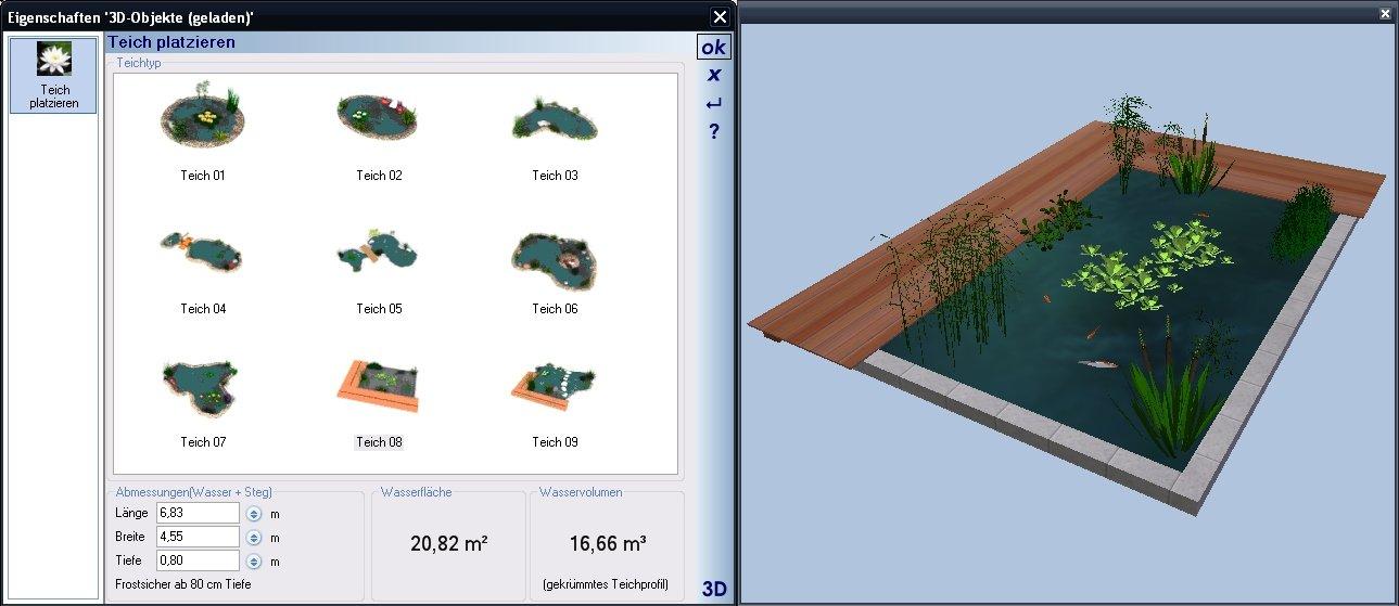 3D Designersoftware Garten 2.0: Amazon.de: Software