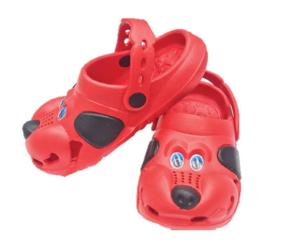 Royal Deluxe Toddler Puppy Dog Clogs Fuzhou Heva Shoes Co. LTD
