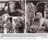 ERNEST SCARED STUPID-1990-JIM VARNEY/EARTHA KITT-8X10 NM
