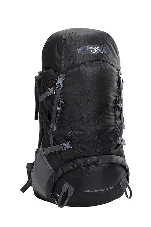 Adventure 55-sacs mochila 10 A 55 L, mochila senderismo (1 A 3