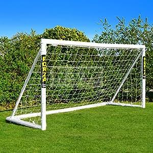 Amazon.com : Net World Sports Forza 8' x 4' Soccer Goal ...