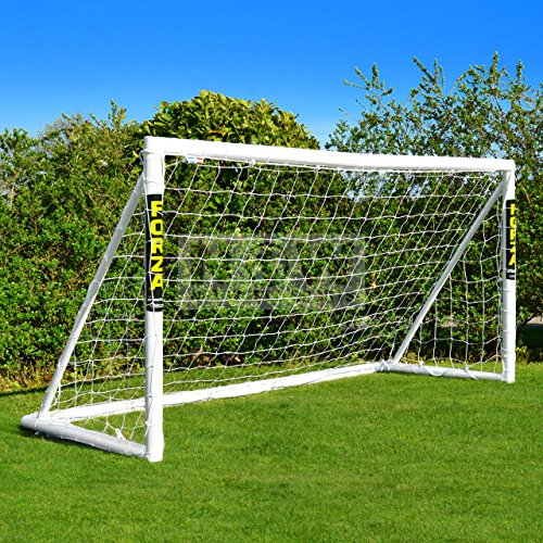 FORZA 8' x 4' Soccer Goal - The ultimate soccer goal!STRONGEST GOALS AVAILABLE Includes 1 Year Warranty. by Net World Sports