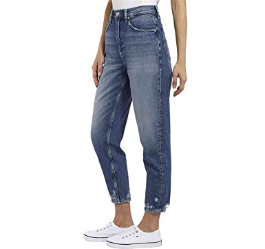 nuovo stile 70b45 76034 Tommy Hilfiger Jeans Denim DW0DW05902 Donna Vita Alta ...