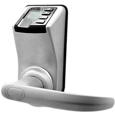 DIY-3398 Fingerprint Password Door Lock Support 120 Users 1 Group