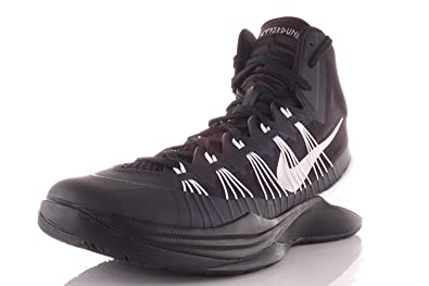 Image Unavailable. Image not available for. Color  NIKE Womens Hyperdunk  2013 10.5 M US Black White Metallic Silver 9a3e03ef34