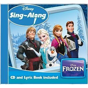 Disney Singalong - Frozen - Various Artists