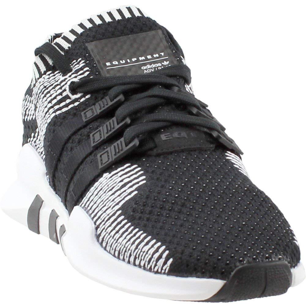 new styles 3b834 18eb9 Galleon - Adidas Originals Mens EQT Support ADV PK, BlackWhite, 4 Medium  US
