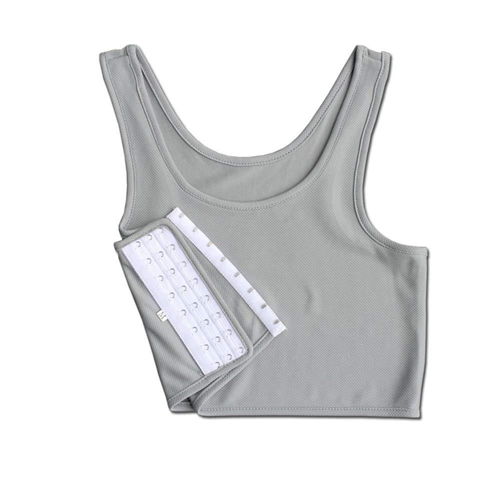 BaronHong Breathable Flat Compression Chest Binder Tomboy Trans Lesbian 42290711193-BFBS