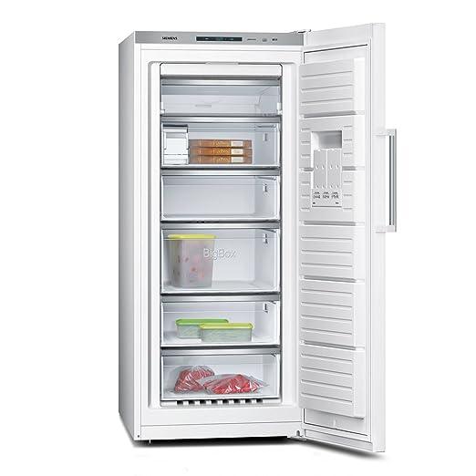 Siemens GS51NAW40 - Congelador (Vertical, Independiente, Color ...