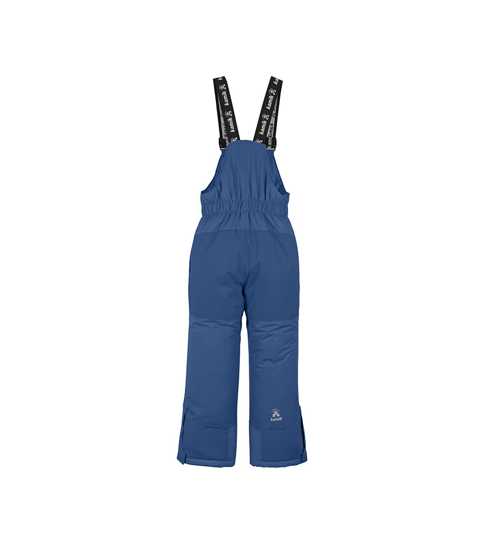 Kamik Winter Apparel Little Kids Winkie Insulated Bib Pant Teal 3