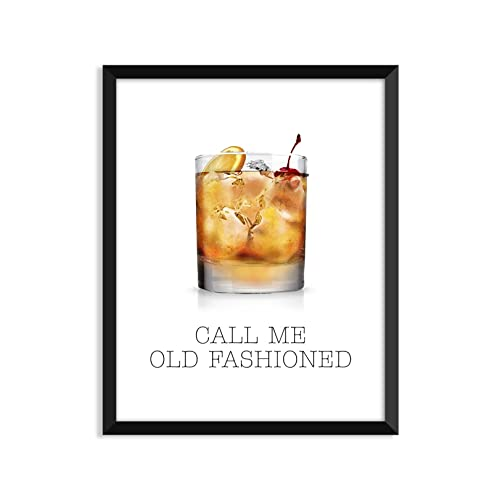 Amazoncom Call Me Old Fashioned Unframed Art Print Poster Or