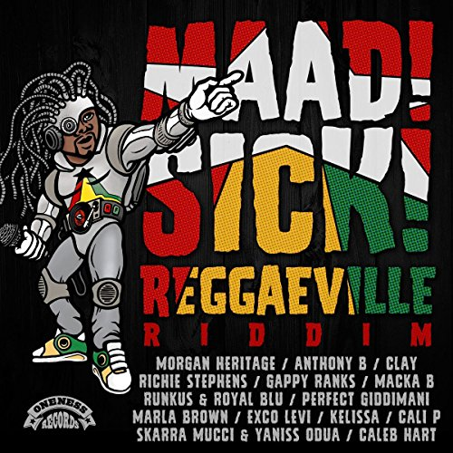 VA – Maad Sick Reggaeville Riddim – PROMO – CD – FLAC – 2016 – YARD