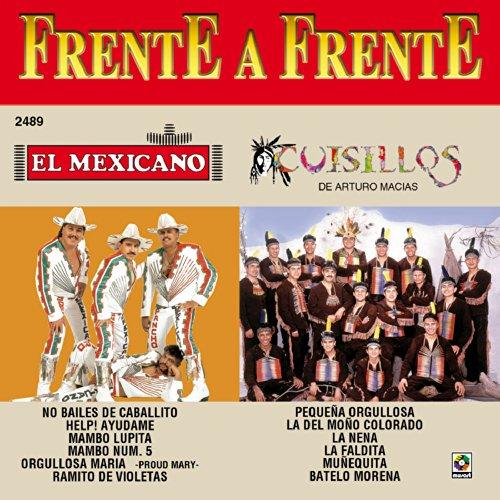 ... Frente a Frente El Mexicano - .