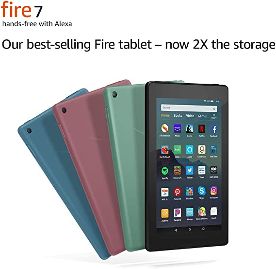 Certified Refurbished Fire 7 Tablet (7
