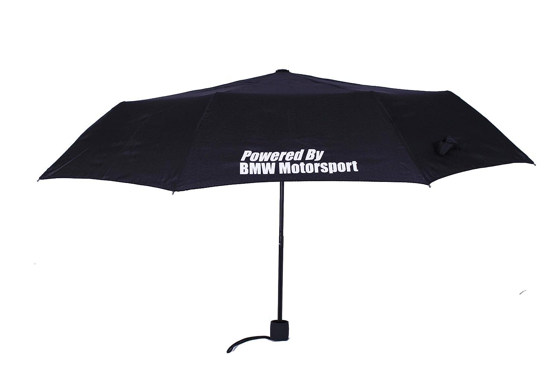 BMW M-Power Cierre automático abierto Paraguas ventilador Auto Rain plegable: Amazon.es: Equipaje