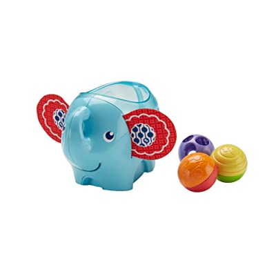 Fisher-Price Roly-Poly Elephant : Baby