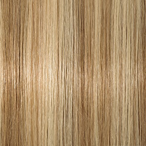 10'-22' 110g-160g Double Weft Clip in Human Hair Extensions Remy - 8 Pieces...