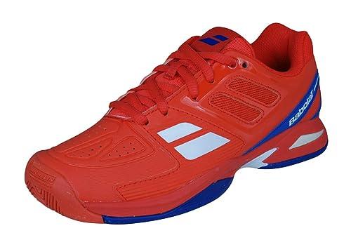 ddc9ad47449 Zapatilla tenis para niño Babolat Propulse Team AC 47902  Amazon.es  Zapatos  y complementos