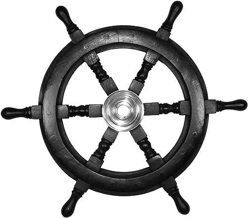 Pirate Ship Wheel 18″