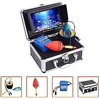"$107 » 7"" Color Monitor Portable Underwater Fishing Camera, Ice Lake Sea Fish Finder Camera Boat…"