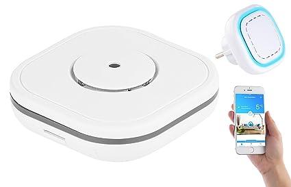 VisorTech – Sistema de alerta WMS de 250. Cog de radiofrecuencia: Wi-Fi