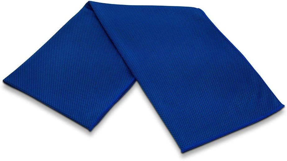 """Sweat Shaper Cooling Towel, Chilly Pad Gym Towel, Sports Cooling Towel, (36"""" x 12"""") Instant Relief Cool Towel"""