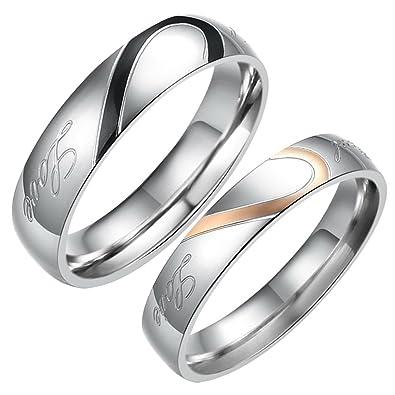 b1ef36fb9ef8 Sortijas y anillos con corazones