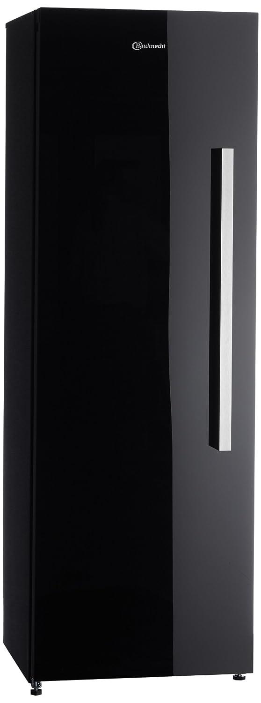 Bauknecht GKN 360 A+ L ES - Congelador (Vertical, Negro, Izquierda ...