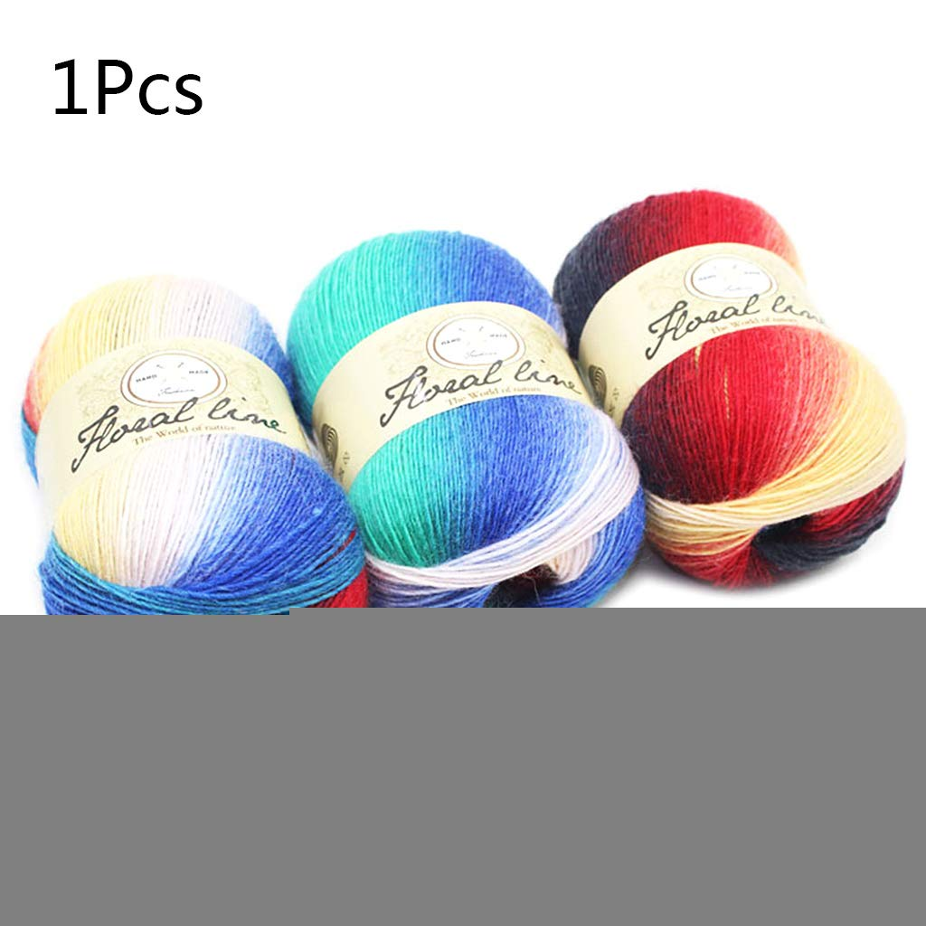 s FOLLWER0/morbido cotone maglieria lana filati per bambino vestiti guanti sciarpa donna lana naturale Crafts 1