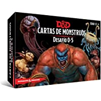 Dungeons & Dragons Cartas de Monstruos. Desafío 0-5