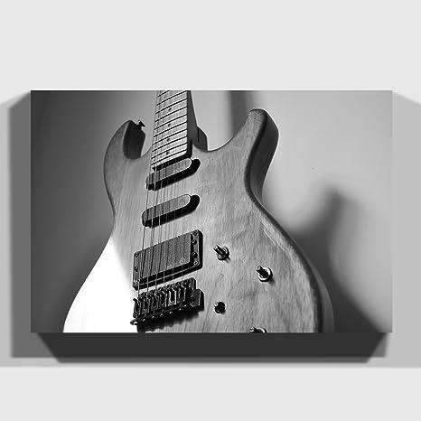 Big Box Art Caja Grande Lienzo de Arte Guitarra eléctrica, 24 x 16-Inch