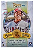 2018 Topps Gypsy Queen Baseball Blaster Box (8 Packs/Box) - Possible Autograph, Rookie Cards, Inserts Parallels