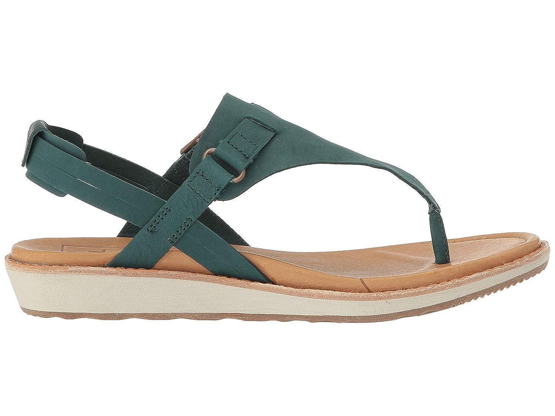 6c4418bcf4ab Teva Womens Encanta Thong Green  Amazon.ca  Shoes   Handbags