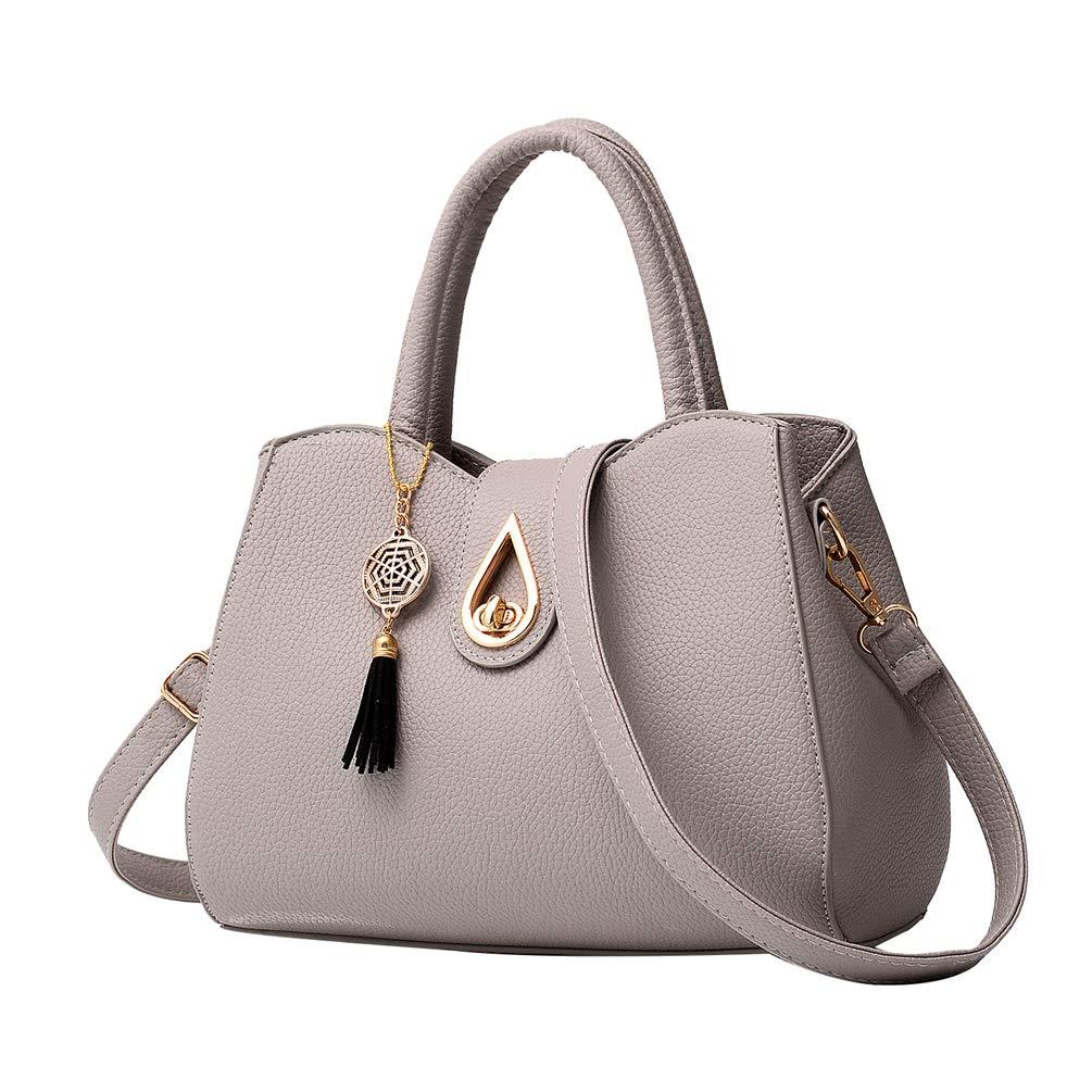 YAANCUN Handbags For Women PU Leather Crossbody Ladies Handbags Shoulder  Bags For Women  Amazon.co.uk  Shoes   Bags 0ef6dd6a87782