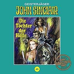 Die Töchter der Hölle (John Sinclair - Tonstudio Braun Klassiker 43)