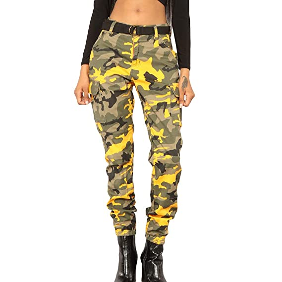 Cargo Hose für Herren Mode Mittlere Taille Schmale Füße