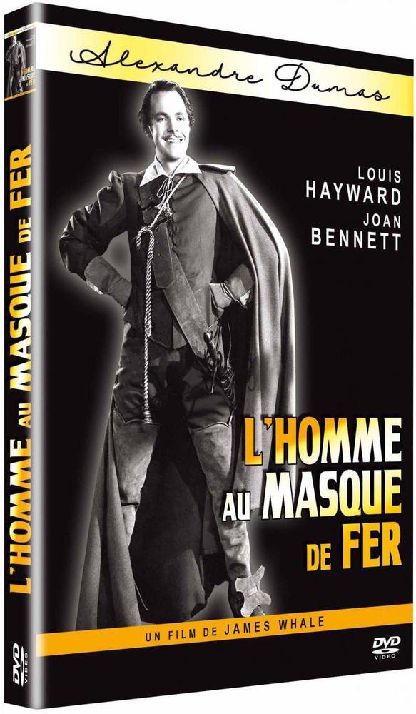 L'Homme au masque de fer [Francia] [DVD]