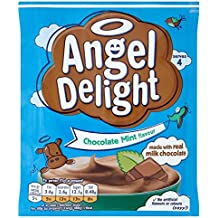 Angel Delight Chocolate Mint Flavor Sachet