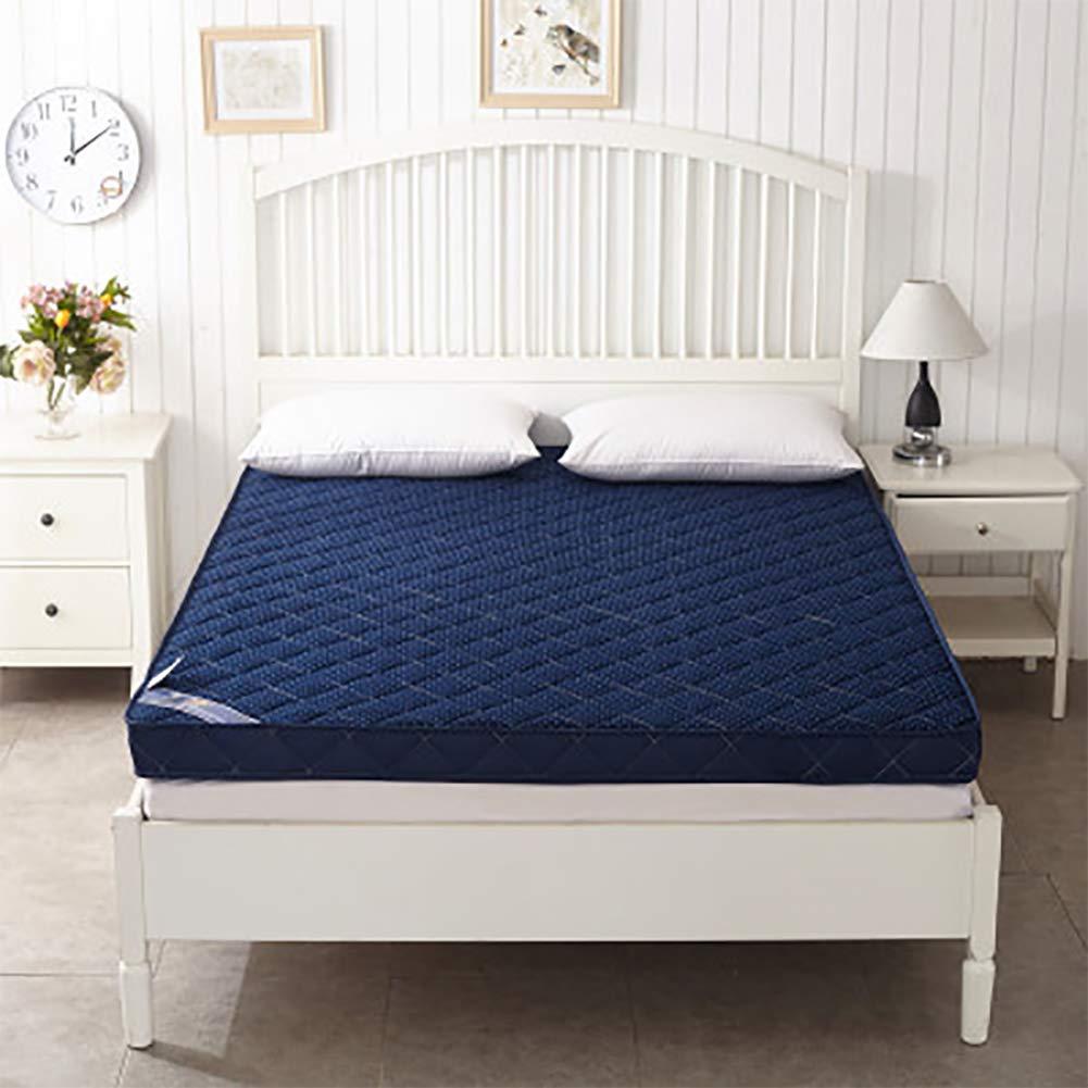 メモリスポーントースト ベッドパッド, ウルトラソフト 厚め 10 Cm 布団畳 快適 滑り止め 折り畳み式 マットレスをロールアップします。-b 150x190cm(59x75inch) B07S2BRVPV B 150x190cm(59x75inch)