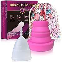 Copa Menstrual-copa menstrual más recomendada-Incluye una bolsa