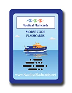 Nautical Flashcards Morse Code